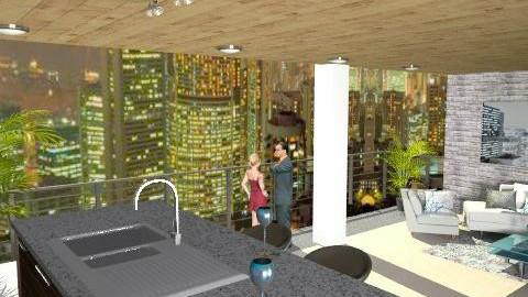 sky1 - Modern - Living room - by dmcarrington