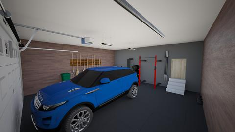 Garage Gym - by rogue_560eb3c87c425753c5bcac3a5d93c