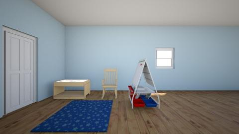 Baby playroom side1  - by PiggyLover316