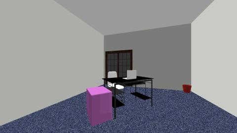 My office - Classic - Office - by Jesse Gordon