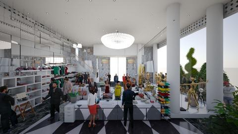 boutique  - Office - by nat mi