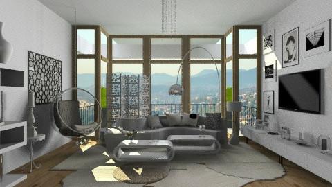 vvvvv - Living room - by dina_szab