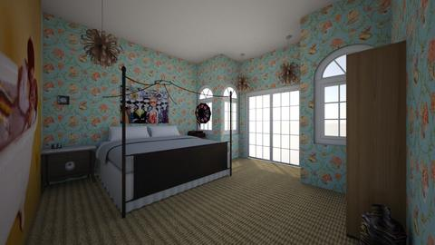 Grace Gilpin 2 - Bedroom - by Gracie8316