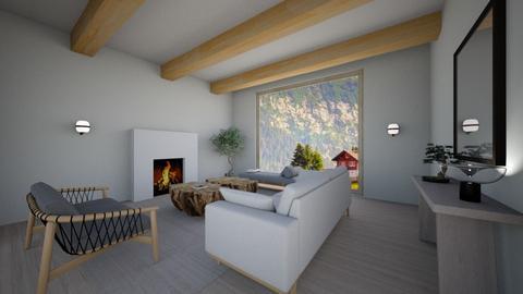 yt - Living room - by filipesoares1992