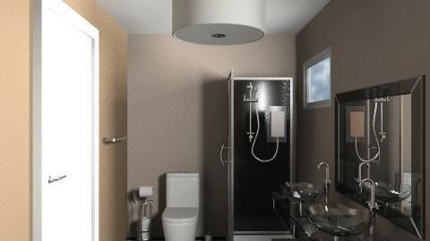 Jony- banheiro2 - Modern - Bathroom - by joao alberto