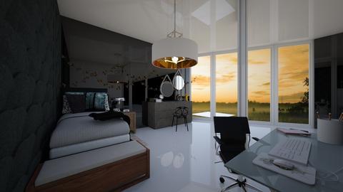ju3 - Modern - Bedroom - by candeft