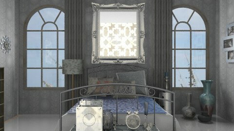 Shine - Glamour - Bedroom - by Ariadne491