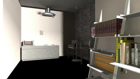 Wszystkiego po trochu  - Classic - Living room - by Agnieszka11