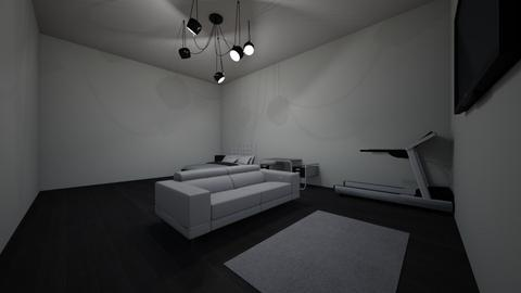 My dream bedroom - by Seth Draven Flores