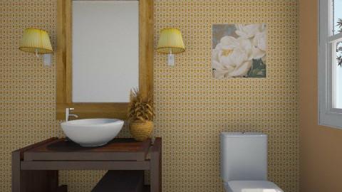 bathroom sample   - Bathroom - by naturalbeauty