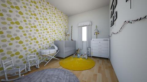SZ Baby - Kids room - by Menahkarimi