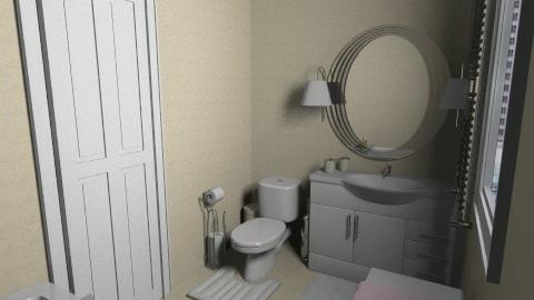 Pazsit u  - Bathroom - by Gubacsi Judit