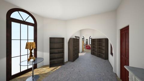 Monticello III - Bedroom - by EliasFaye