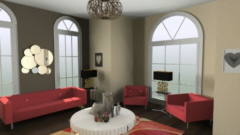 Living room April - Modern - Living room - by designluvr