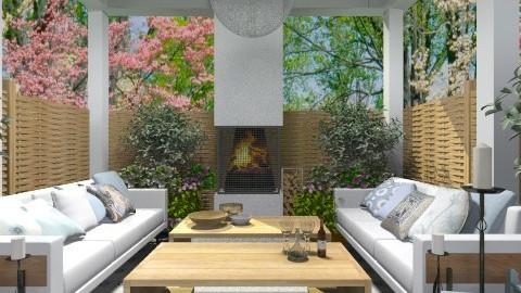 retreat - Garden - by myideas interiors