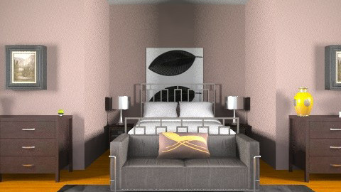 Master Bedroom (Room #3) - Bedroom - by interior is what i need