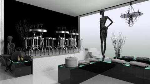 3 - Feminine - Office - by Juliette Colas