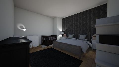 j - Bedroom - by melyisokay2