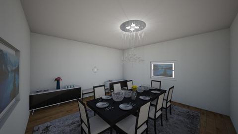 dinning room - Dining room - by Morgan_22