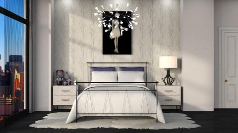 Liam Black - Global - Bedroom - by Rose Hdz