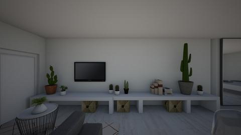 Roni Rabinian 901 - Bedroom - by erlichroni