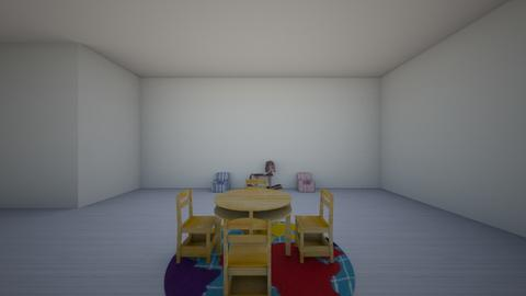 The Gray Room  - Modern - by leahwillis