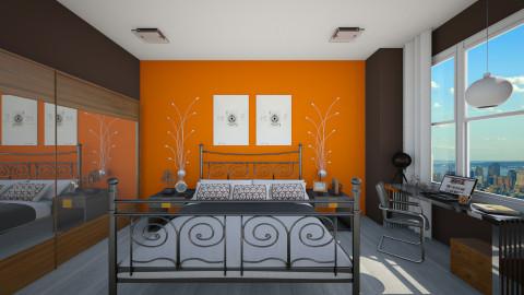 Ryu - Bedroom - by sarimanok
