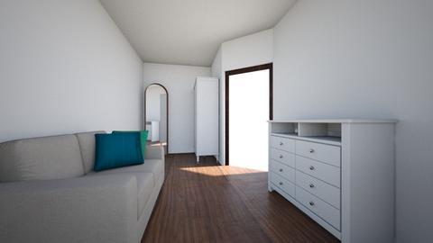 1 - Living room - by julia gorinova