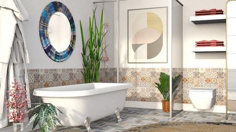 Eclectic Bathroom - Eclectic - Bathroom - by millerfam