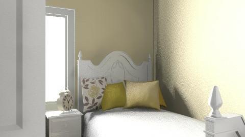 Bedroom_newest! - Vintage - Bedroom - by cathyaussie
