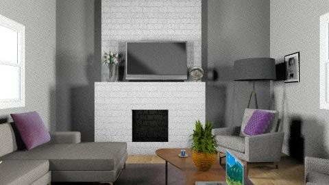 fgdjgdgh - Rustic - Living room - by Yoshi Yogataga