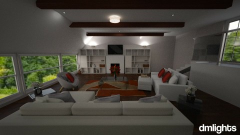 chill spot - Living room - by DMLights-user-1526631