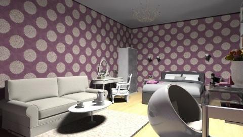 my room - Modern - Bedroom - by bora jegeni