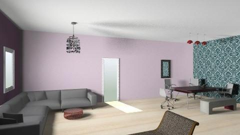 Design Workshop - Retro - Office - by Laura Duffney