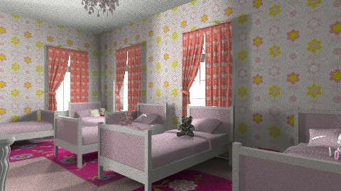 nursery2yrs - Classic - Bedroom - by Wilson Jessica