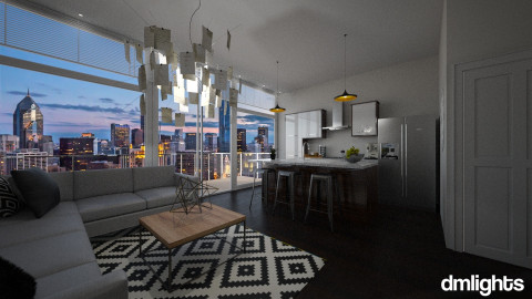 apartment - by DMLights-user-1077741