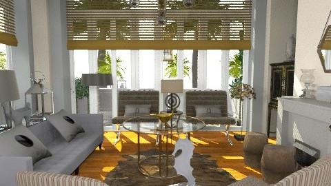 HIJANE - Country - Living room - by naki1