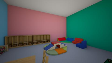 Play Room - Kids room - by VRVMBTPCLKPVWUJQVWZXPPECADBHAWX