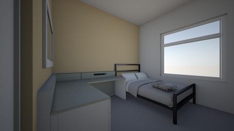 Spare Bedroom Design - Bedroom - by bdavey10626