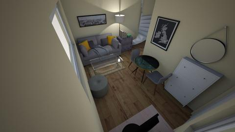 New - Living room - by treacyf3