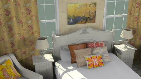 peaceful retreat - Classic - Bedroom - by toadfool