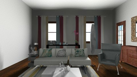 My Valintine - Classic - Living room - by IZZYT2COOL