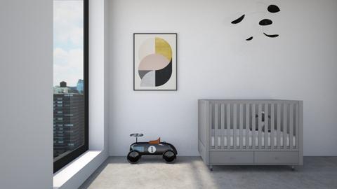 kiddo - Kids room - by amandafern