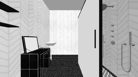 etryuio - Bathroom - by cnapier24