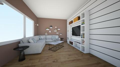 Modern style house - Modern - by bardenbellas128