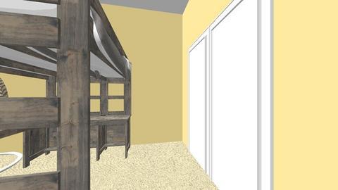 Tyler room - Modern - Bedroom - by csappel