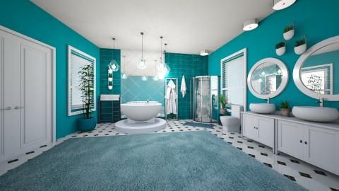 aqua spa - Glamour - Bathroom - by kla