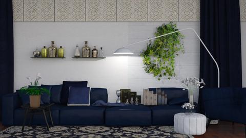 Classy Lounge  - Modern - Living room - by Jessica Fox