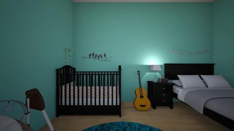 teen mom blue room - by Helen99