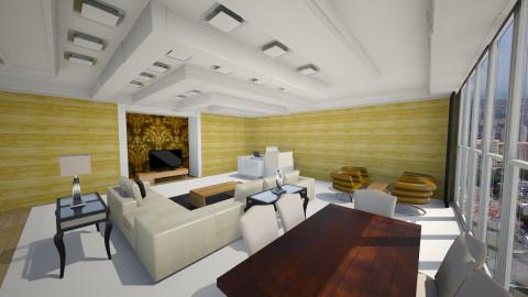 Westin - Vintage - Living room - by mohak shamani